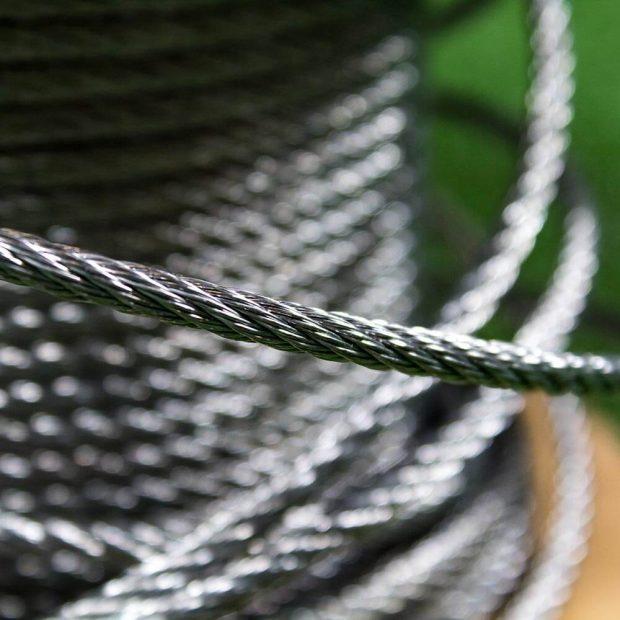Reinforced Wire