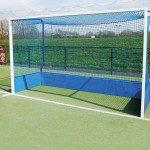 Mark Harrod Elite Goals - Aluminium Plain Carpet