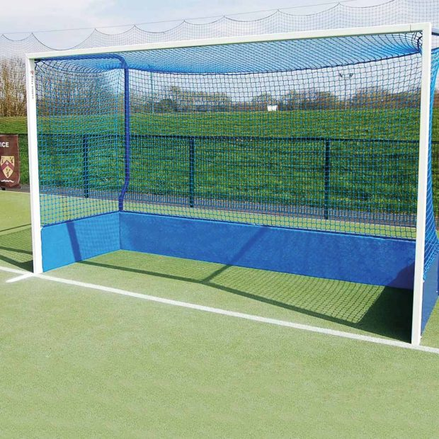 Mark Harrod Elite Goals - Aluminium Plain Carpet