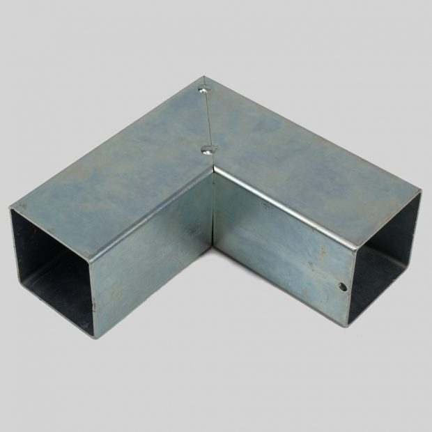 Internal Aluminium Corner Joint