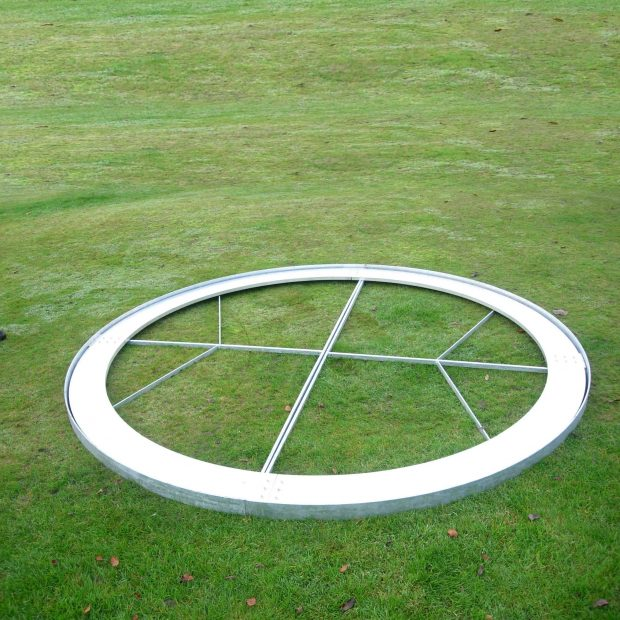 Discus Circle - Track Fitting