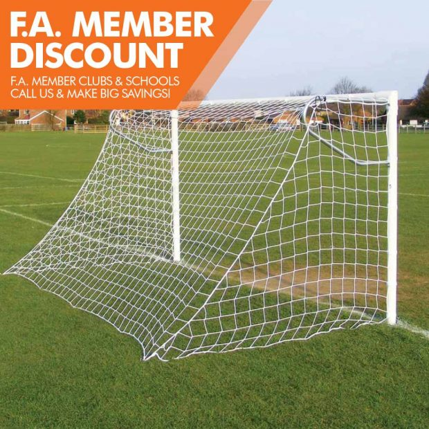 Mark Harrod Ltd Heavy duty Football Goal Package 2