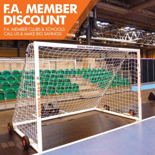Click for more information about our F.A. member discount scheme