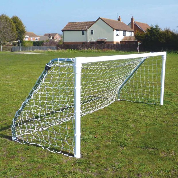 Extra Heavy Duty Football Goal Package