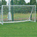 Heavy Duty Fixed Football Goal Package
