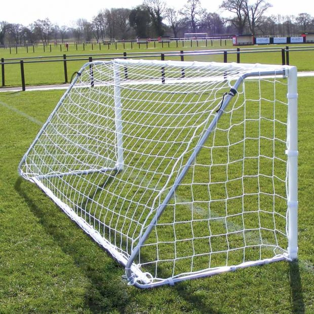 60mm Steel Heavy Duty Outdoor Football Goal