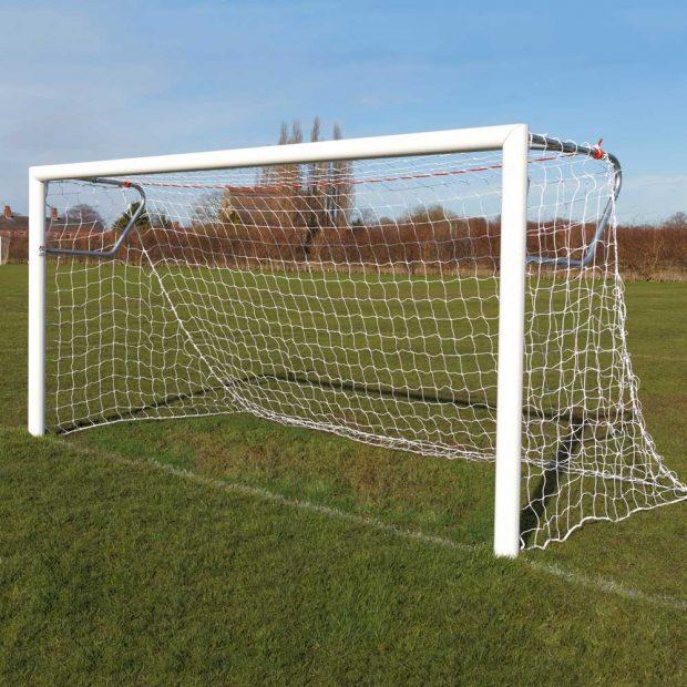 Premium Aluminium Quick Release Football Goal