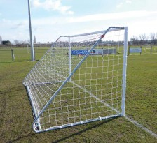 Heavy Duty Folding 16 x 6 Football Goal Package