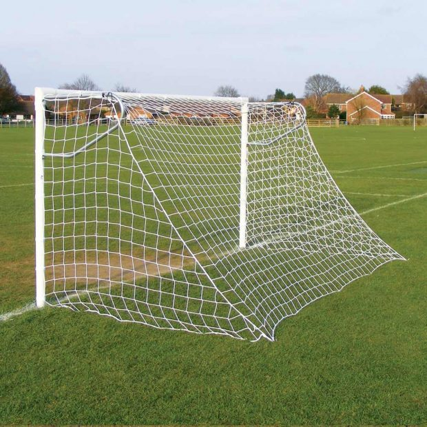 76mm Steel Extra Heavy Duty Football Goal