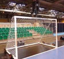 Premium Self Weighted EasyLift Futsal 3m x 2m Football Goal
