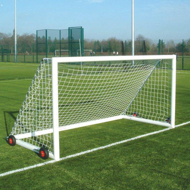 Premium Easylift 12 x 6 Football Goal Package