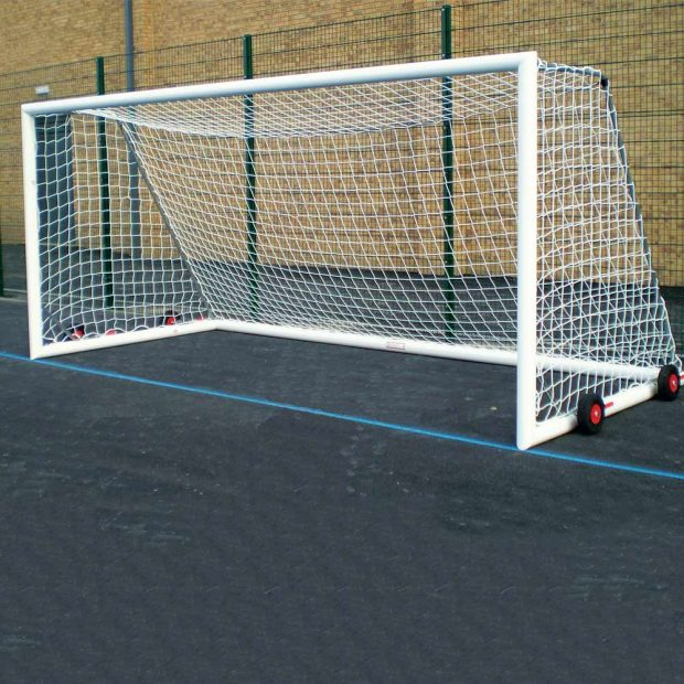 Premium Easylift 16 x 7 Football Goal Package