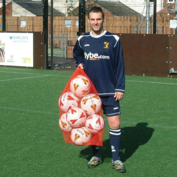 Value Mesh Ball Bag