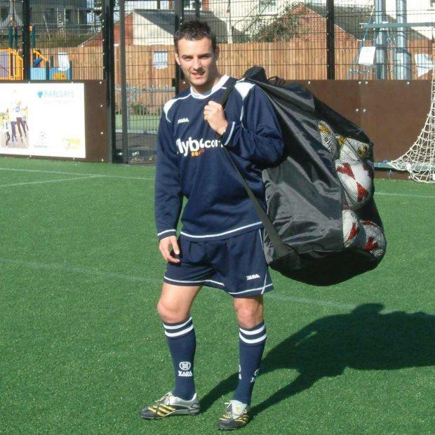 Heavy Duty Ball Bag