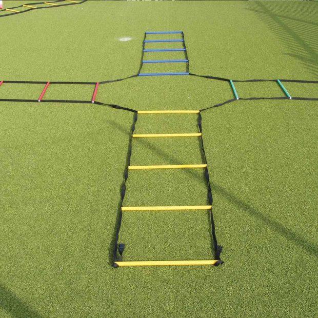Multi Colour Cross Ladders