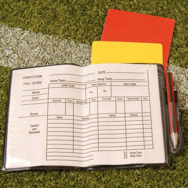 Referee Notebook