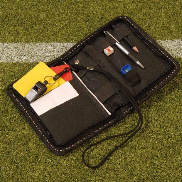 Referee Folder