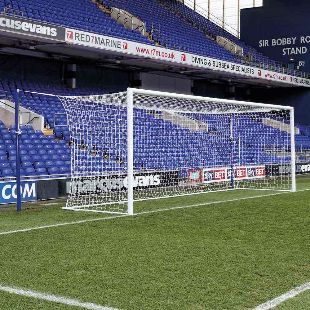 11 A Side Football Goals Aluminium Football Goals 11 A Side