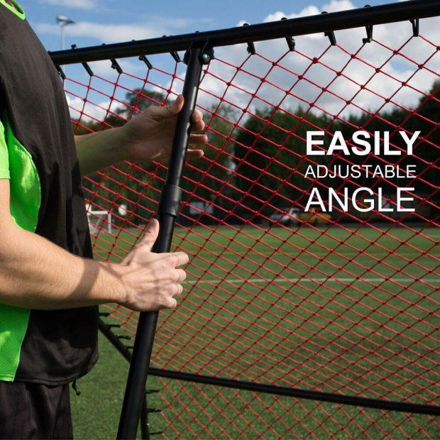 Quickplay Pro Rebounder 2mx2m Adjustable Angle