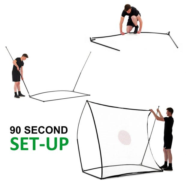 Quickplay Spot Rebounder 90 Second Set-up