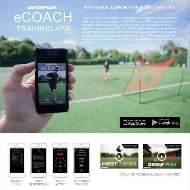 Quickplay ecoach app