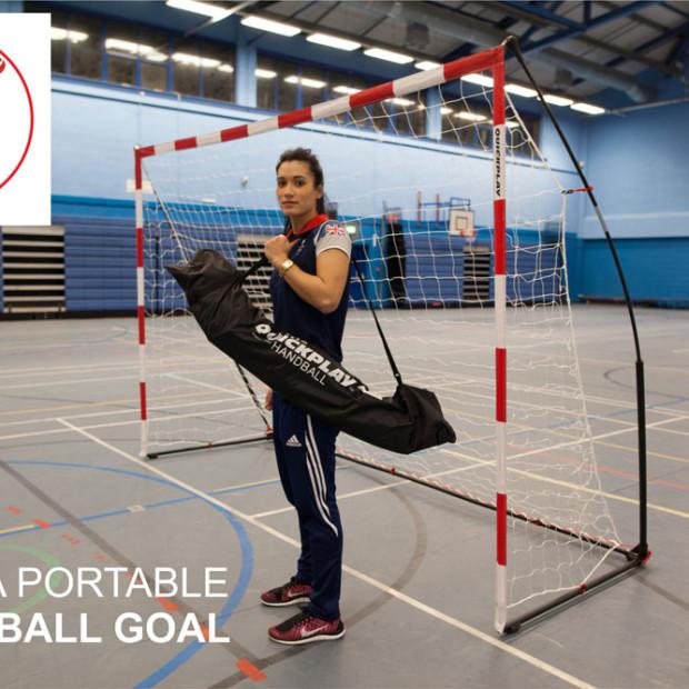 Junior Handball Goal 2.4m x 1.7m Player