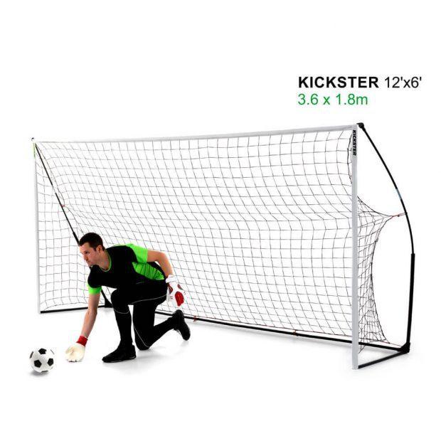 Quickplay Kickster Academy 12'x6' Football Goal