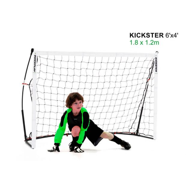 Quickplay Kickster Academy 6'x4' Football Goal