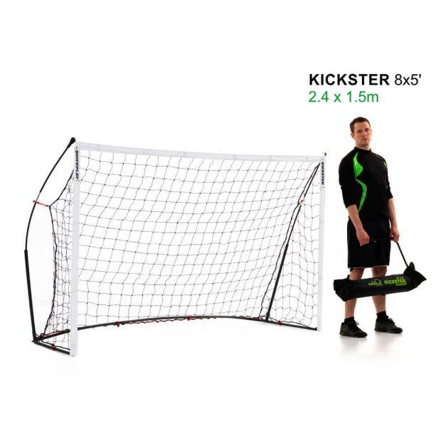 Quickplay Kickster Academy 8'x5' Football goal