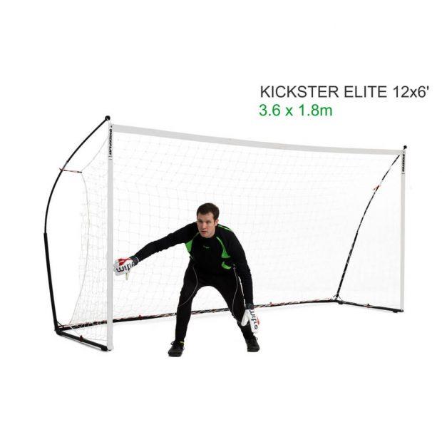 Quickplay Kickster Elite 12'x6' Football Goal