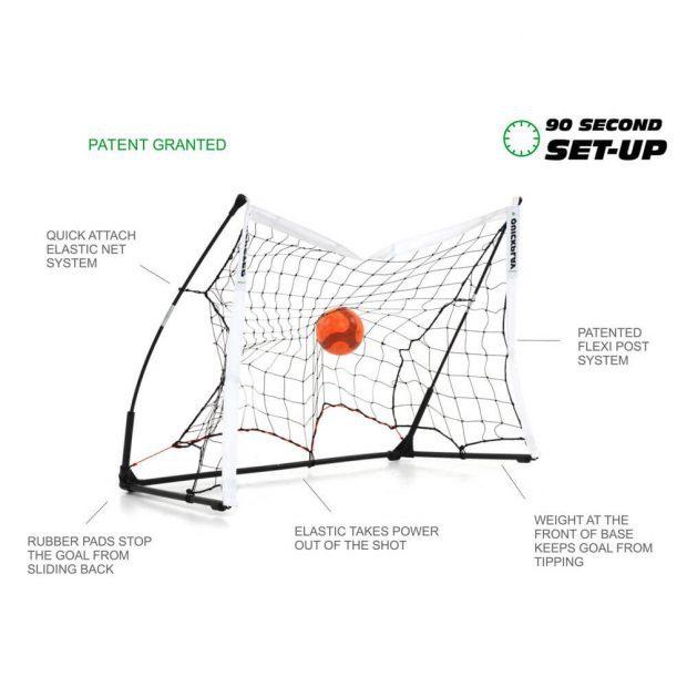 Quickplay Kickster Elite Football Goal