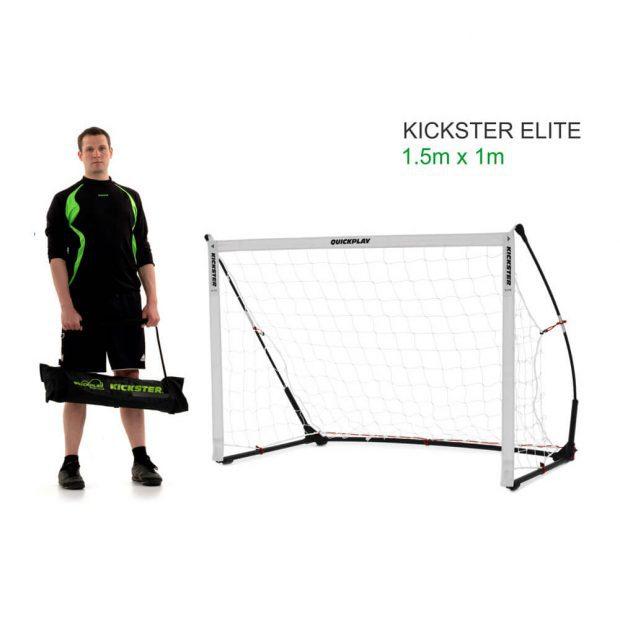 Quickplay Kickster Elite 1.5mx1m Football Goal