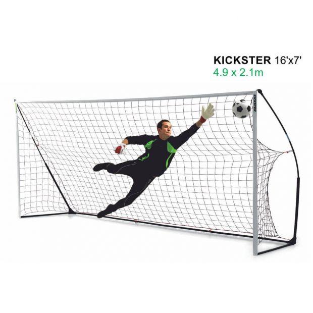 Quickplay Kickster 16x7 Football goal