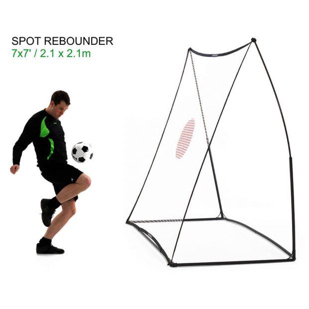 Quickplay 7'x7' Spot Rebounder