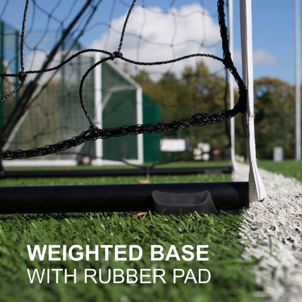 Quickplay Weighted Base with Rubber Pad