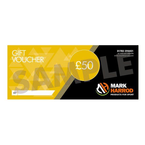 Mark Harrod Limited - Gift Vouchers 50