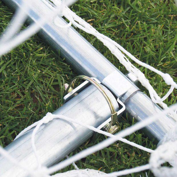 Back bar bracket for Football Goal Package