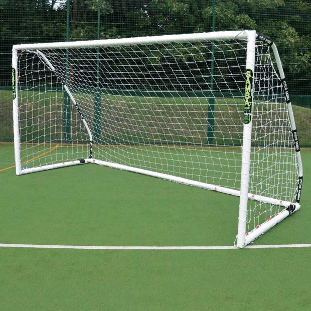 12x6 and 9v9 Playfast Football Goal