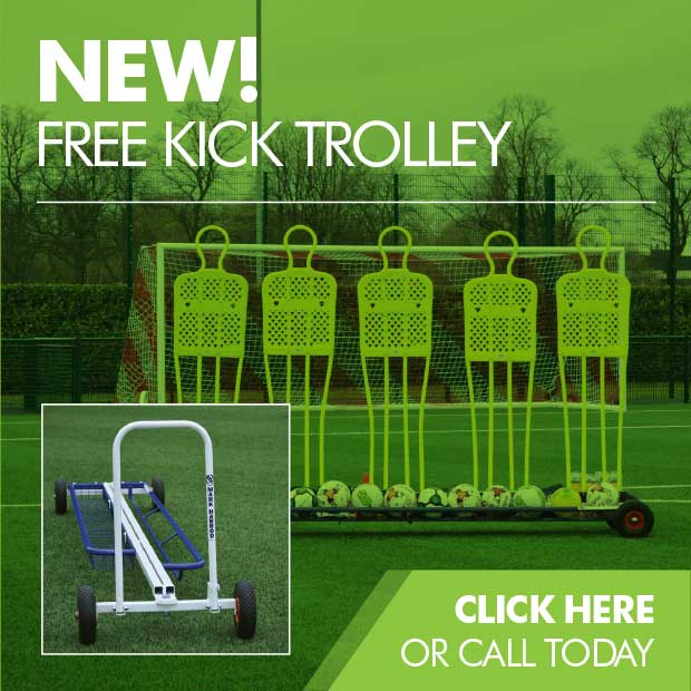 Free kick trolley