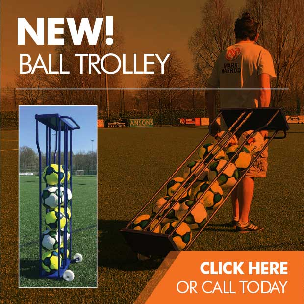 Ball trolley