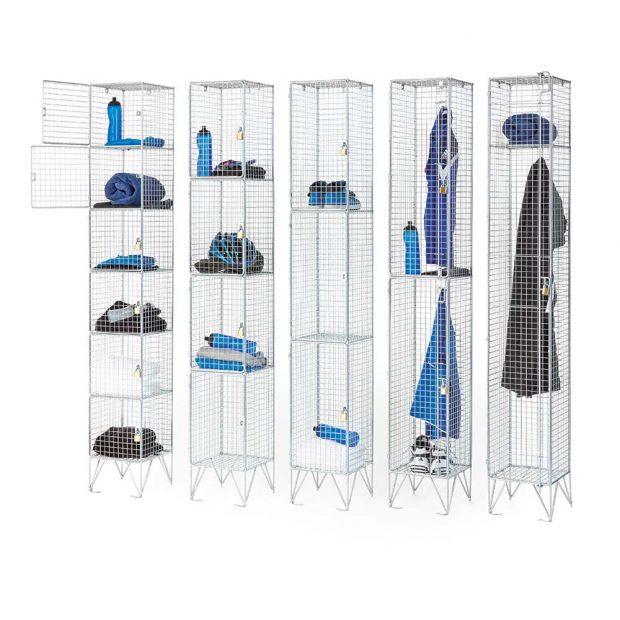 Various Mesh Lockers