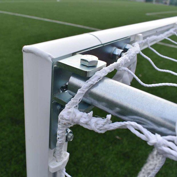 60mm Aluminium Lightweight Outdoor 12 x 4 Goal hinge