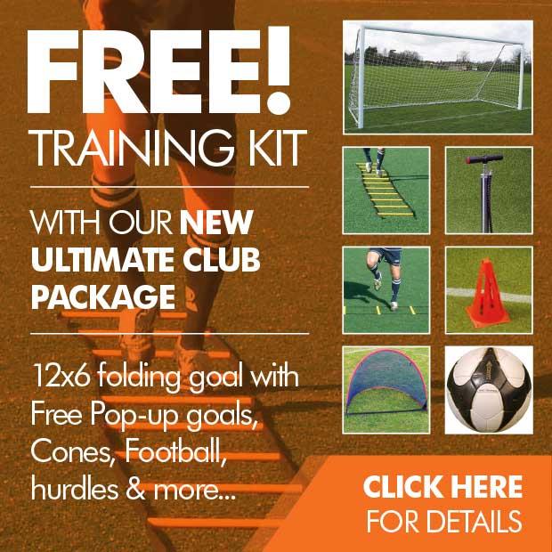 Free football training kit