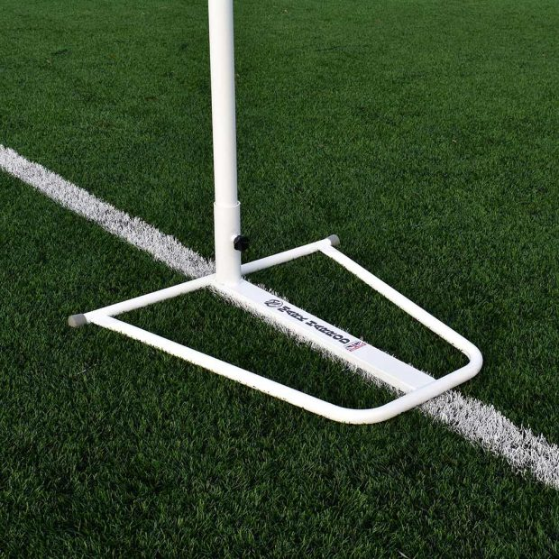 Multi-Use Portable Volleyball/Football Tennis Net and Posts