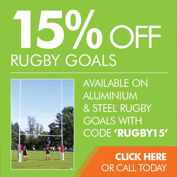 15% OFF RUGBY