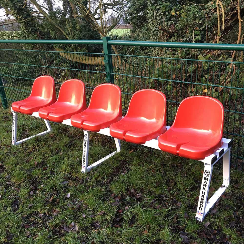 Fabulous Sin Bin Substitute Bench Mark Harrod Ltd Machost Co Dining Chair Design Ideas Machostcouk