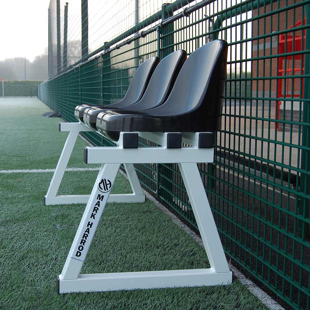 Astonishing Sin Bin Substitute Bench Mark Harrod Ltd Machost Co Dining Chair Design Ideas Machostcouk