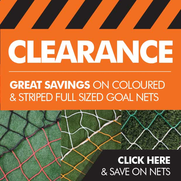 Coloured Nets Clearance