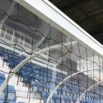 Team Shelter Ball Stop Netting Protection System