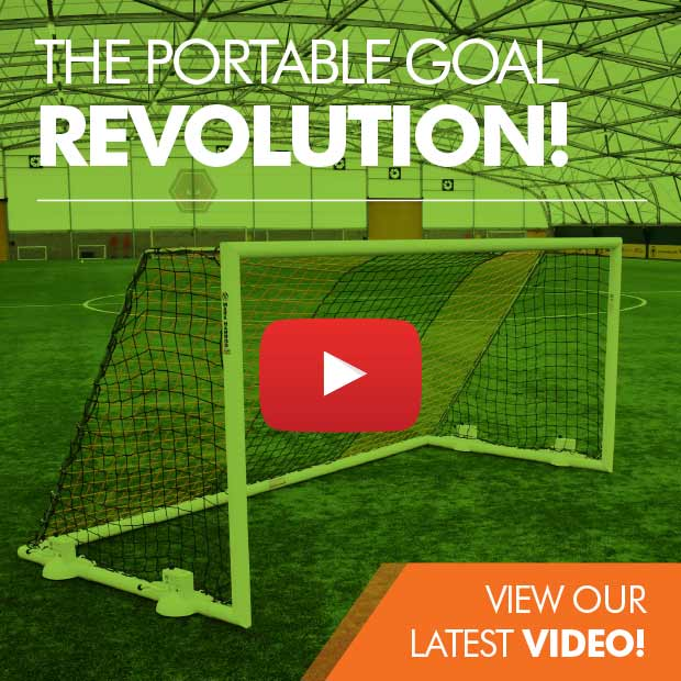 The portable goal revolution